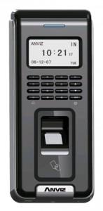 Anviz T60 ujjlenyomat olvasó és munkaidő nyilvántartó